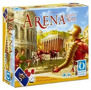 Queen Games 7009 - Arena - Revolte in Rom II