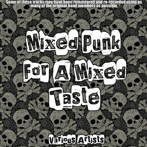 Punk-rock-tasten (God Save The Queen)