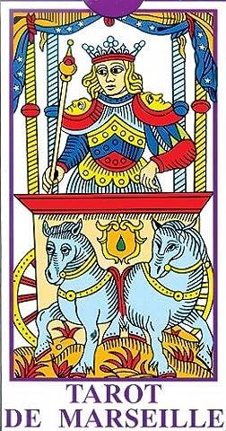 Jeu de cartes - Divinatoires - Tarot de Marseille Jodorowsky et Camoin