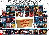 BLOODY BLU-RAY PACK 50 Horrorfilme Splatter Halloween & Action Paket ZOMBIE WORLD WAR * Excision WHO´s NEXT * Stripper Zombieland * S-VHS * Sleepless * HORSEMEN * Card Player * NAZI ZOMBIE BATTLEGROUND und viele andere
