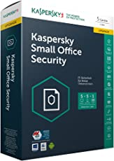 Kaspersky Small Office Security Upgrade | 5 Geräte 5 Mobil 1 Server | 1 Jahr | Windows/Mac/Android | CD in Box | für kleine Unternehmen