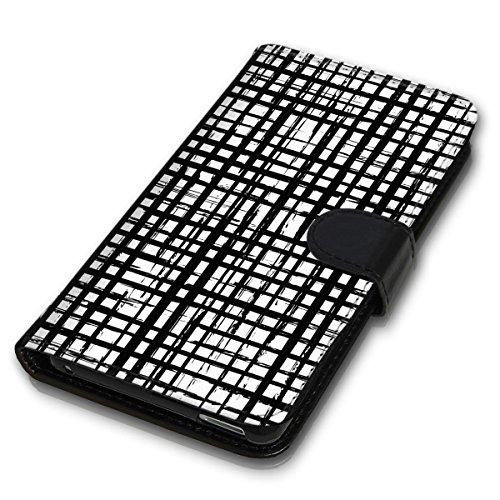 Wallet Book Style Flip Handy Tasche Case Schutz Hülle Schale Motiv Etui für Apple iPhone 6 / 6S - Variante UMV1 Design12 Design 9