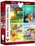 Mes premiers DVD Disney - Bambi + La Belle et le Clochard + Winnie l'ourson + Dumbo