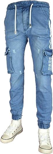 NM KIDS 5431 Cargo-Jogg-Jeans Hose Junge Kinder