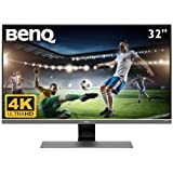 BenQ EW3270U Monitor Komputerowy Gamingowy, 32 Cale, Czarny