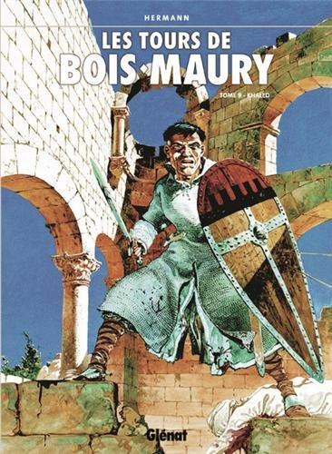 Les Tours de Bois-Maury, tome 9 : Khaled