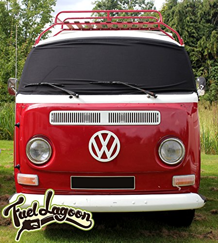 T2 Bay Window Camper Front Screen Curtain Wrap Cover for sale  Delivered anywhere in UK