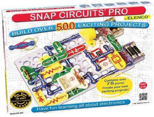Snap-Circuits-SC-500-Juego-de-circuito-elctrico