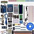 Kuman Project Super Starter Kit for Arduino UNO R3 Mega2560 Mega328 Nano kits including R3 Board