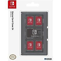 HORI Switch Game Card Case - Black (Nintendo Switch)