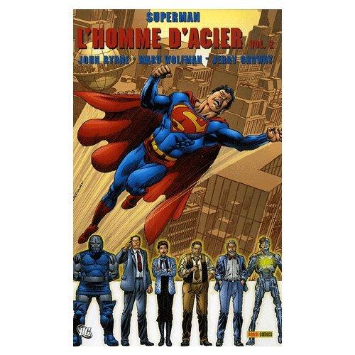 Superman : l'homme d'acier, Tome 2 :