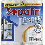 Sopalin Essuie-tout triple épaisseur - L'Expert Ménager Le paquet de 2 Prix Unitaire - Envoi Rapide Et Soignée