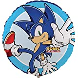 Sonic the Hedgehog 18 Foil Balloon Party Supplies (One Balloon) by BirthdayExpress