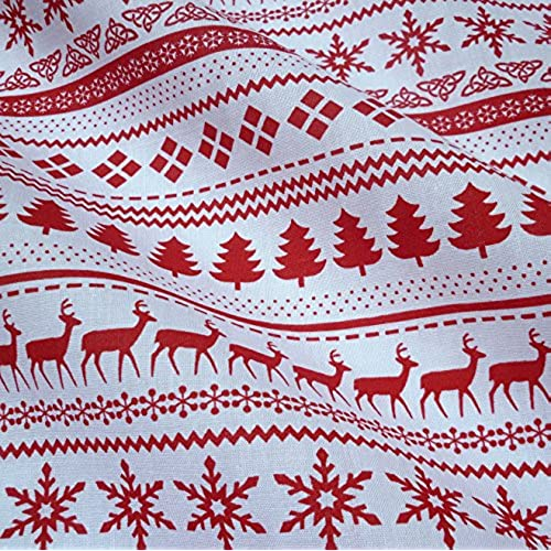 Christmas Fabric: Amazon.co.uk