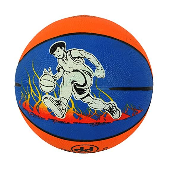 Dixon Basketball, Size 3 (Multicolor)