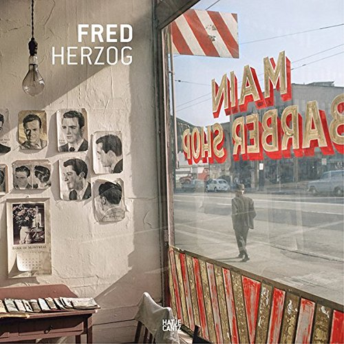 Fred Herzog modern color par David Campany