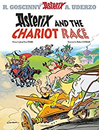 Asterix and the Chariot Race: Album 37