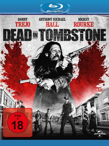 Bild von Dead in Tombstone [Blu-ray]