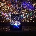 Ukamshop Romantische Bunt Kosmos Stern Led Projektor Lampe Nachtlicht Kinder Geschenk von Ukamshop