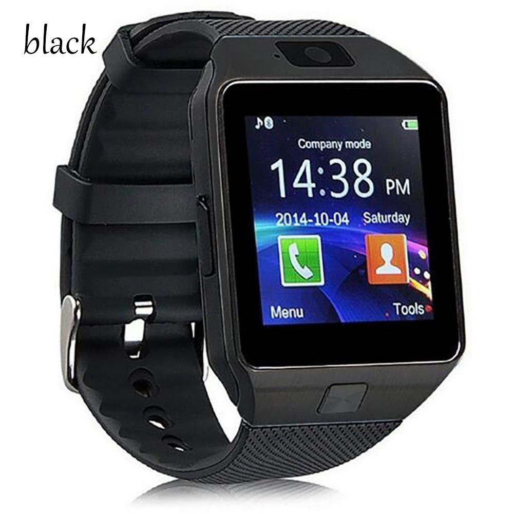 Student Smart GPS Positioning Phone watch The elderly Blood pressure Healthy heart rate , black