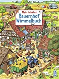 Mein liebstes Bauernhof-Wimmelbuch (Popular Fiction)