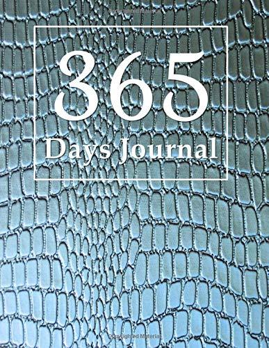 365 Daily Planner Journal: 365 Days Bullet Journaling Blank Notebook