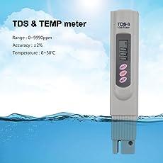 GSK Digital TDS Meter Water filter Tester for measuring TDS3/TEMP/PPM