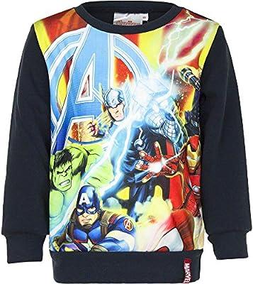 Marvel - Sudadera - suéter - para niño
