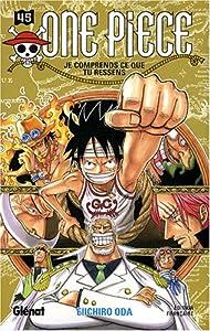 "Afficher ""One Piece n° 45 Je comprends ce que tu ressens"""