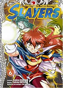 Slayers The Knight of Aqua Lord Edition simple Tome 6