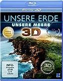 Unsere Erde - Unsere Meere (Pr�dikat: Wertvoll) [3D Blu-ray]