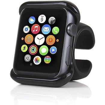 SATECHI Supporto Compatibile con Apple Watch Serie 1, 2 e 3 per Volante Auto e Manubrio Moto/Bici (38 mm)