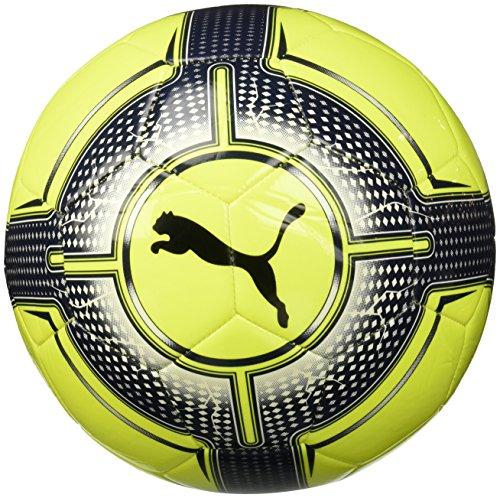 Puma EvoPower 6.3 Trainer MS Fußball, Safety Yellow-Blue Depths, 5
