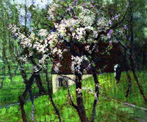 odsanart-508-cm-x-4318-cm-arti-e-mestieri-natura-morta-fioritura-apple-alberi-in-un-prato-umido-da-c