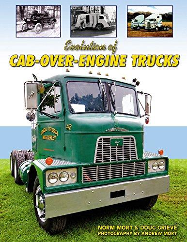 Evolution of Cab-Over-Engine Trucks (Mortis Engine)