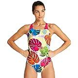 ARENA W Tropics Swim Pro Back One Piece Swimsuit para Mujer