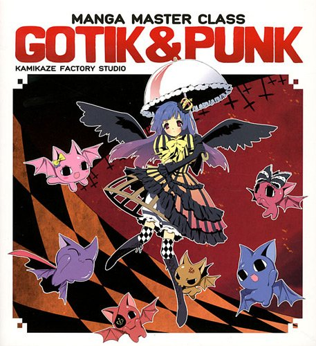 Manga Master Class: Gotik & Punk