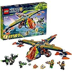 Lego Nexo Knights X-Bow di Aaron, 72005