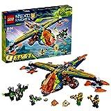 LEGO Nexo Knights 72005 - Aarons Armbrust, Unterhaltungsspielzeug für Kinder