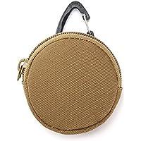 XIOFYA 1pc Tactical EDC Pouch Mini Portachiavi Portafoglio Uomini Portamonete Tasca Militare Esercito Monete Con Gancio…
