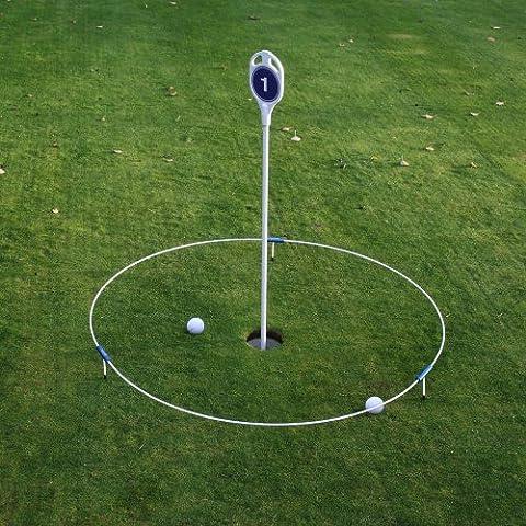 Ring-O – Floating golf target ring (Red)