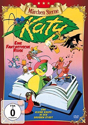 Katy - Die kleine Raupe - Märchen Sterne