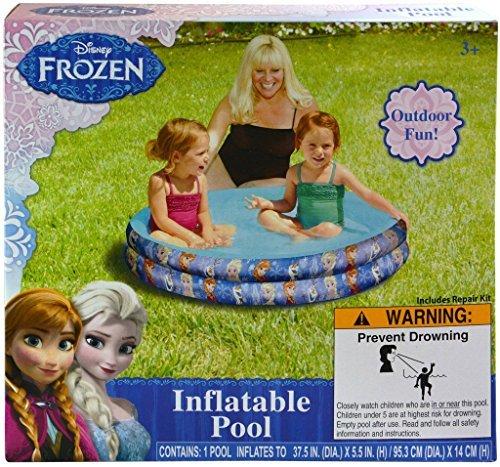 Outdoor Inflatable Disney Frozen Pool by Disney (Disney Frozen-pool)