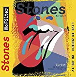 THE ROLLING STONES LIVE IN ZURICH 2017 No Filter Tour limited edition 2CD set in cardbox [Audio CD]