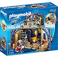 Playmobil 6156 - Ritterschatzkammer, Aufklapp-Spiel-Box