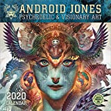 Best Android Libros - Android Jones 2020 Calendar: Psychedelic & Visionary Art Review