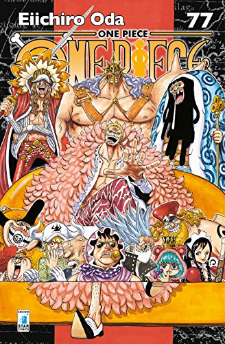 One piece. New edition: 77