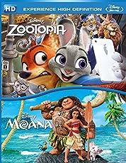 Moana & Zootopia
