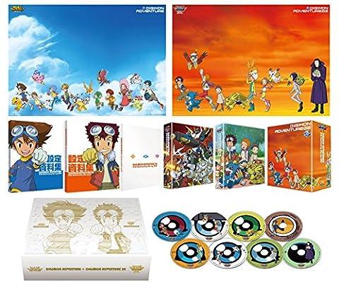 Digimon Adventure 02 15th Anniversary Blu-ray BOX jog less Edition (First Press Limited Edition)