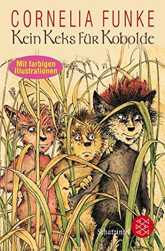 Buchseite und Rezensionen zu 'Kein Keks für Kobolde' von Cornelia Funke
